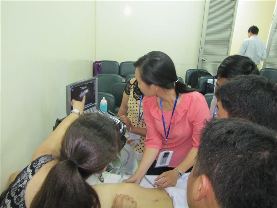 Đào tạo kỹ thuật sơ cấp cứu trong chấn thương dành cho bác sĩ
